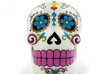 Skulls make me Smile! / Skull-theme obsession
