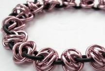 Chainmaille & Textile Jewelry / Jewelry comes in many forms