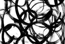 Black & White / Monochrome inspiration.