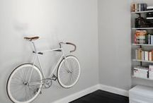 Bikes at Home / Good looking and functional, a round-up of our favourite bike storage solutions.