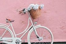 Summer Cruise(r) / Summertime and the living is breezy. A summer inspired by Cruiser Bikes.