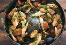 Clambake / The ChefSteps team puts a Pacific Northwest twist on an old-fashioned clambake and then recreates the experience in a home clambake recipe for you to try.