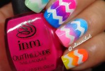 Nail Art  / Some of my favourite, funky nails