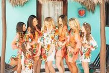 Bridesmaids / All the details you'll need for your bride tribe.