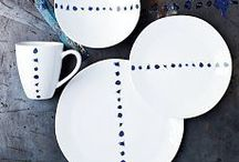 Kitchenware / From everyday dinnerware to fancy plates for your posh dinner party to amazing cookware—we offer up some of our favorites to outfit your kitchen and dining room.