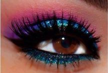 Make-up Marvels / A selection of beautiful makeup creations