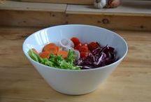 Tavola vegan #naturalstyle / Idee tavola #vegetariana, #vegana, #natura