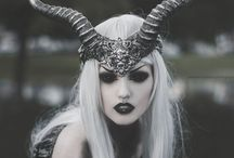 Gothic Fashion / A collection of gothic inspired clothing items. For more, check out my cyber goth and pastel goth boards