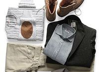 Men's Outfits / by Patrick McDonnell