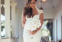 Hawaii Destination Wedding / Picture everything you dream an island paradise to be and subtract the need for a passport – and welcome to Hawaii.