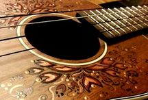 stuff of guitars / guitars I have owned or would like to own / by Harry Nicholas