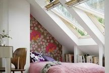 // SKY LIGHT TO WATCH THE STARS // / Transform any room by allowing natural day and night light to take over the area!
