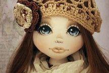 ♥ Cloth Dolls ♥