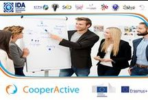 """CooperActive Project"" / Cooperation for innovation and exchange of good practices, corresponding to the Youth Skills Development action in ACP states (the African, Caribbean and Pacific Group of States), Latin America and Asia.  Erasmus +, Ka2. Nº DE CONVENIO: 2014-1044/001-001. https://www.facebook.com/ArtOfTheStartGrundtvigProject?fref=ts"