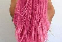 H A I R S / hairs types, hacks, goals, color