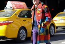 STREET STYLE OUTFITS / Inspiration für Streetstyle Outfits - straight aus den Dörfern und Metropolen dieser Welt!
