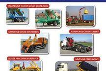 FORNAL trading s.r.o. - výrobce nástaveb nákladních vozidel #ceskytrucker / Historie společnosti Fornal® se začala psát v roce 1990. V roce 1995 došlo k zásadnímu rozhodnutí, kterým se obchodní a servisní organizace zabývající se prodejem, montážemi a servisem nástaveb přeměnila na výrobce nástaveb nákladních vozidel se specializací na kontejnerové nosiče a sklápěče.