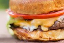 Burgers & All the Fixins / Design your very own chef-quality sandwich, with recipes for perfect patties, fresh burger buns, and professional-style condiments to match. This class isn't about making burgers—it's about making the best damn burgers you've ever had.