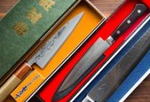 Chef's Knives / Knives are, without a doubt, the most important tools in the kitchen. And it doesn't matter if you have cheap ones, expensive ones, little ones, big ones, old ones, or new ones—to get the best results, you need to treat them right. We'll show you how.