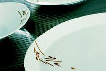 Minimalist collections / Articoli in porcellana di stile minimale