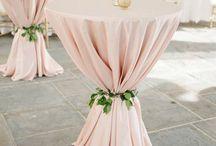 Blush Pink Weddings / Contact us at weddingsbyfunjet.com to plan your dream destination wedding!