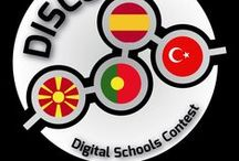 """DISCO Project"" / ""Digital Schools Contest Project"" Erasmus+ Cooperation for innovation and the exchange of good practices"