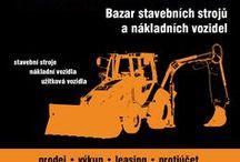 VÁCLAV MATOUŠEK - bazar stavebních strojů a nákladních vozidel / Kontaktní údaje: Silnice E49, Plzen - K Vary 30100 12 km od Plzně Okres Plzeň  Telefon:603 229 110, 731 568 628 Fax:377 324 248 WEB:www.stavebni-stroje.cz