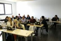 "Course ""E-learning Platforms for the UUD partners"" / Course ""E-learning Platforms"" for the Useful, Usability and Disposability project took place on the 17th to the 21st of March 2016  Erasmus+"