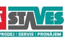 Staves s.r.o. #ceskytrucker /  Prodej stavebních strojů a poskytování služeb jako je servis stavebních strojů, půjčovna stavebních strojů a školení strojníků.