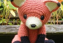Amigurumi / Cute Japanese crochet stuffed toys