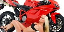 MOTORCYCLES & SEXY GIRLS #CESKYTRUCKER