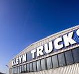 Kleyn Trucks B.V. #ceskytrucker / Kleyn Trucks is one of the largest independent traders of used commercial vehicles in the world. You can choose from a continually changing stock of 1,200 used trucks, tractor units, semi-trailers, trailers, tippers and mixers. Our range includes all European brands used trucks, model years and price categories. The experienced buyers at Kleyn Trucks have worked in this field for many years, so they know exactly what customers want and buy in accordingly. This guarantees success.