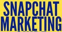 SNAPCHAT for online advertising, marketing and business / Snapchat (původně Picaboo) je aplikace spočívající v posílání fotek. Aplikaci vyvinuli Američané Evan Spiegel, Bobby Murphy a Reggie Brown. Aplikace v současné podobě se vyvíjí od července 2011. Je velmi populární v USA, kde má asi 50 milionů uživatelů. Je postavena na principu, že člověk vyfotí nějakou situaci svým mobilním telefonem a pošle ji přátelům. Ti si ji mohou přidržet, jinak se maže. Mohou též odpovědět vyfocením jiné situace. Některé fotky je možné si ukládat do alba.