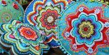 ♥  Crochet  / Mandala ♥