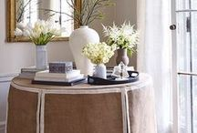 Table Covers & Runners / By Rose's Drapery Designs