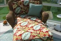 Cushions / By Rose's Drapery Designs