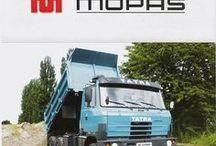 mopas a.s.- generální a běžné opravy vozidel TATRA #ceskytrucker /   Akciová společnost mopas a.s., Holešov má dlouholeté zkušenosti v opravárenské a montážní činnosti v automobilovém průmyslu. Je jedna z největších specializovaných opraven užitkových vozidel v České republice.      Důslednou specializací na sortiment vozidel TATRA dosáhla akciová společnost vysokého stupně kvality prováděných oprav.       V současné době se mopas a.s. zabývá generálními a běžnými opravami T815, T813 a T148 v mnoha modifikacích i jejich jednotlivých konstrukčních skupin.