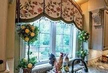 Valances / Window Treatments