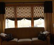 Roman Shades / Window Treatments