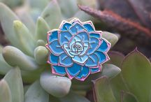 Pins and Badges / Beautiful and intricately detailed pins/badges