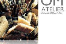 ATELIER_ÖMISERANY® /  SERVICES artistiques ATELIER_ÖMISERANY®️ de Manon Miserany ©️www.omiserany.com
