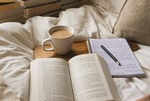 Read / Snuggle up with a good book