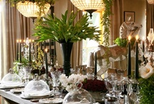 Parties & Entertaining / A collection of party ideas, table settings, events and anything to do with entertaining.