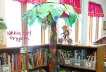 Kindergarten Theme - Chicka Chicka Boom Boom / Chicka Chicka Boom Boom will be my classroom theme for the 2012-2013 school year!  I teach kindergarten. / by Nikki