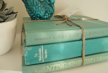 Blues - Green - Everything In-between. Aqua, Turquoise, Teal, Sea Foam... / by Melissa Mitchell