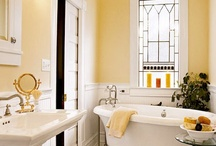 Bathroom Bliss / by Melissa Mitchell