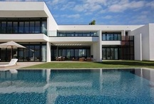 HOME DECOR / Home decor, decorating, architecture, kitchens, bathrooms, bedrooms, exterior & interior. Living in a beautiful place means so much. / by Lucy Hamilton-Ayub