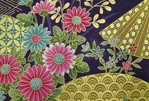 Kimono and Kimono fabric