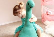 DIY baby Toys / Tutorials, Projects, Inspiration and Supplies for making homemade baby toys. / by American Felt and Craft