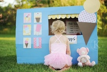 DIY Play Kitchens / Make a stunning play kitchen it's so much easier than you would think!  / by American Felt and Craft